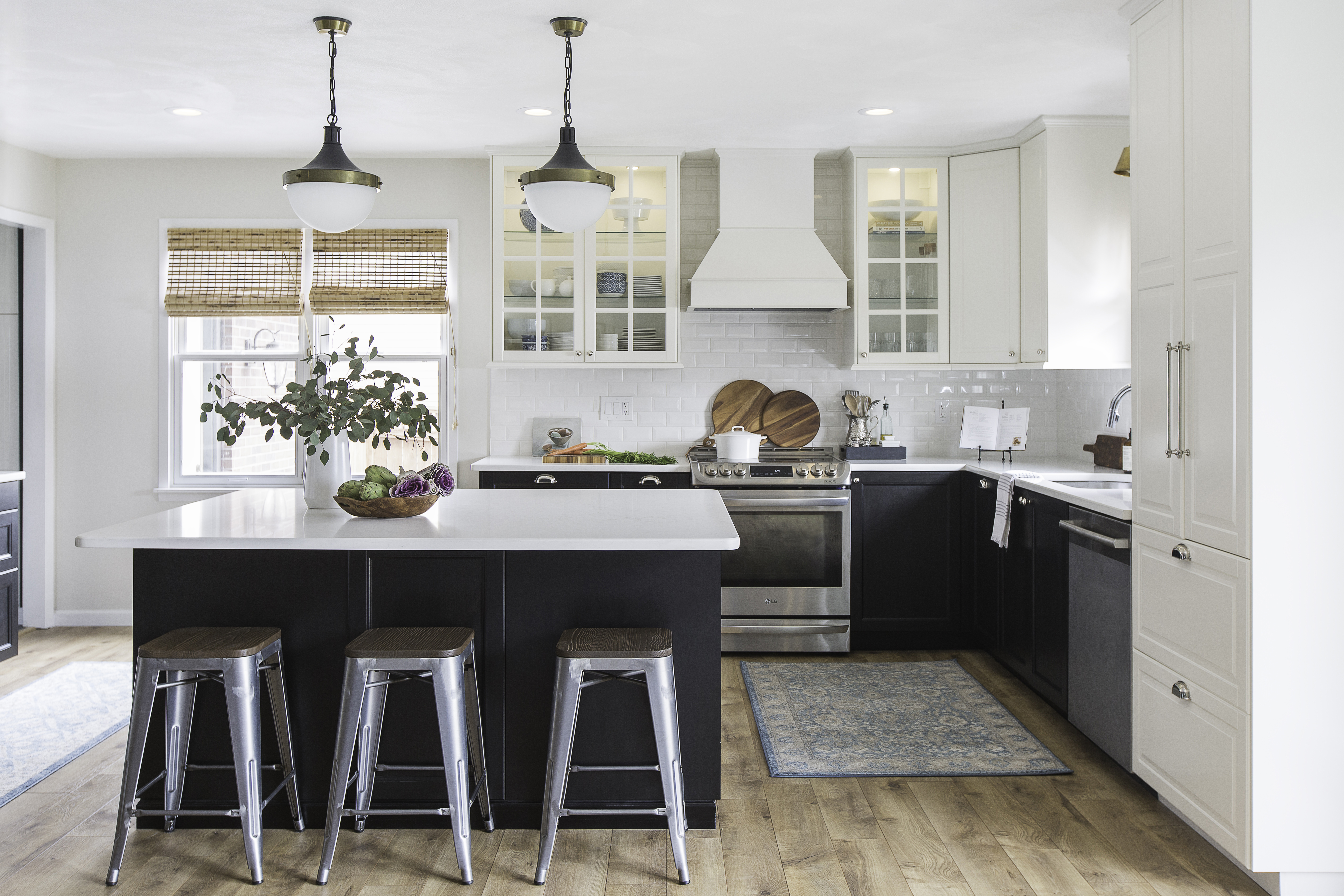 Wet and dry kitchen design home design plan for Kitchens now
