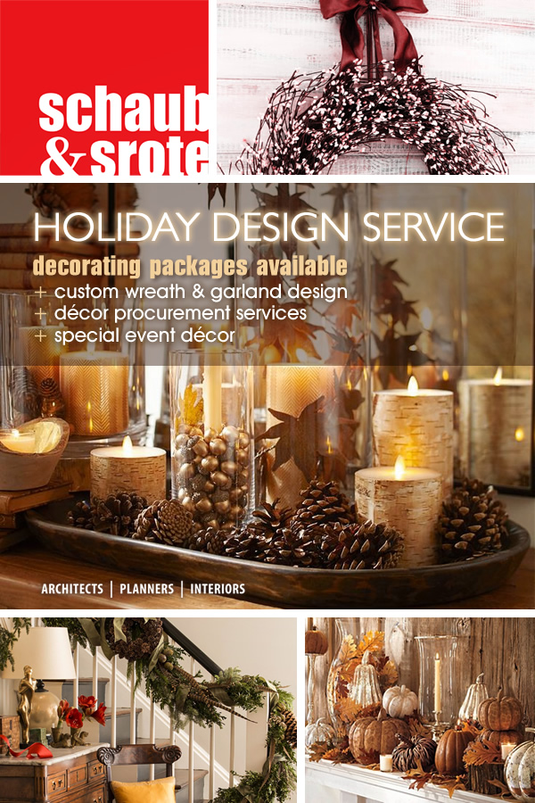 Holiday Design and Decorating Service St Louis