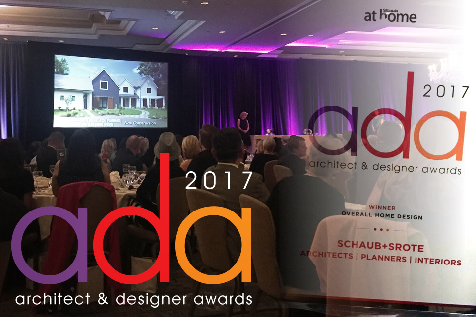 Schaub+Srote winner for Overall Home Design at 2017 Architect & Designer Awards
