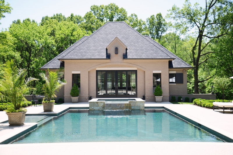 Warson Grove Pool and Pool House