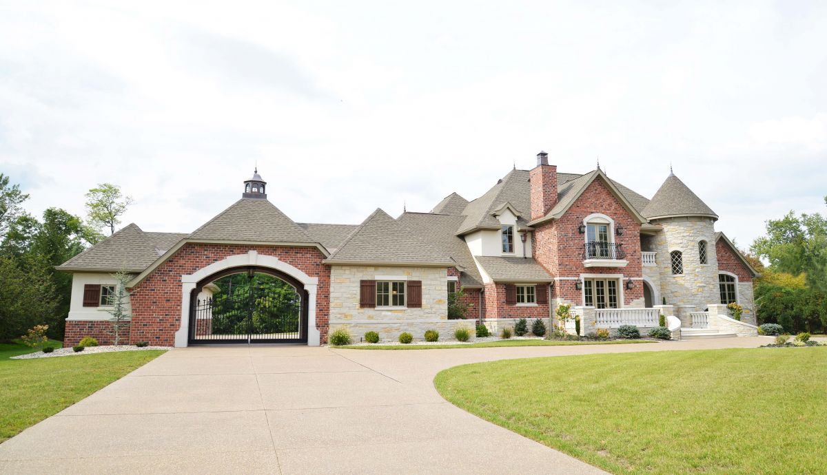 Bridleview Front Exterior