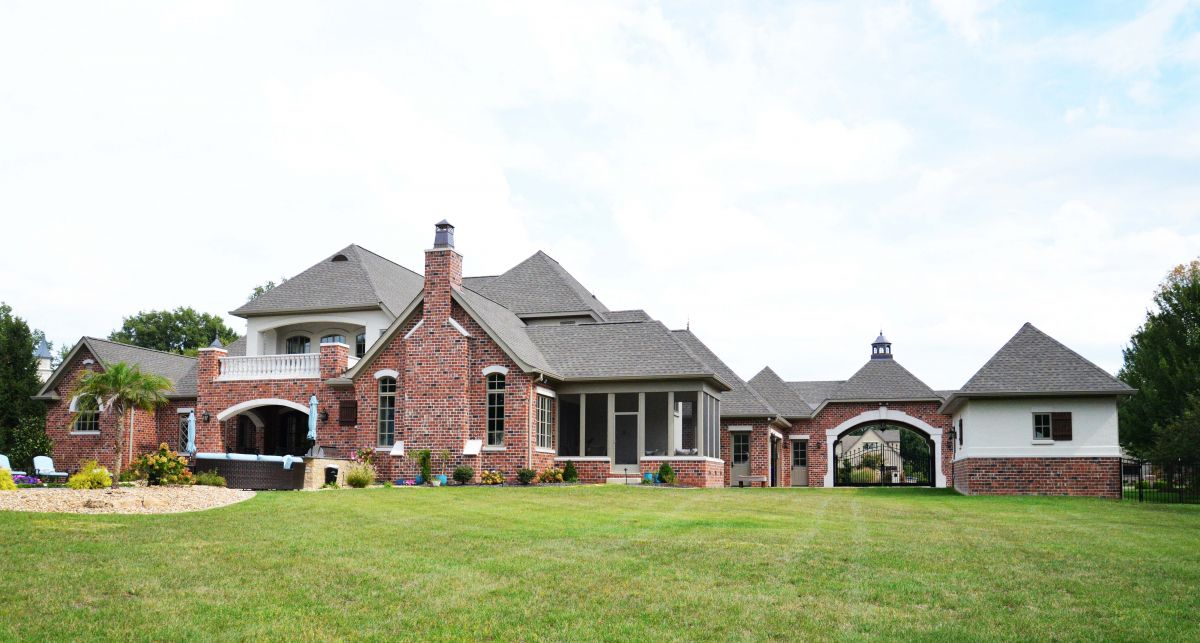 Bridleview Back Exterior